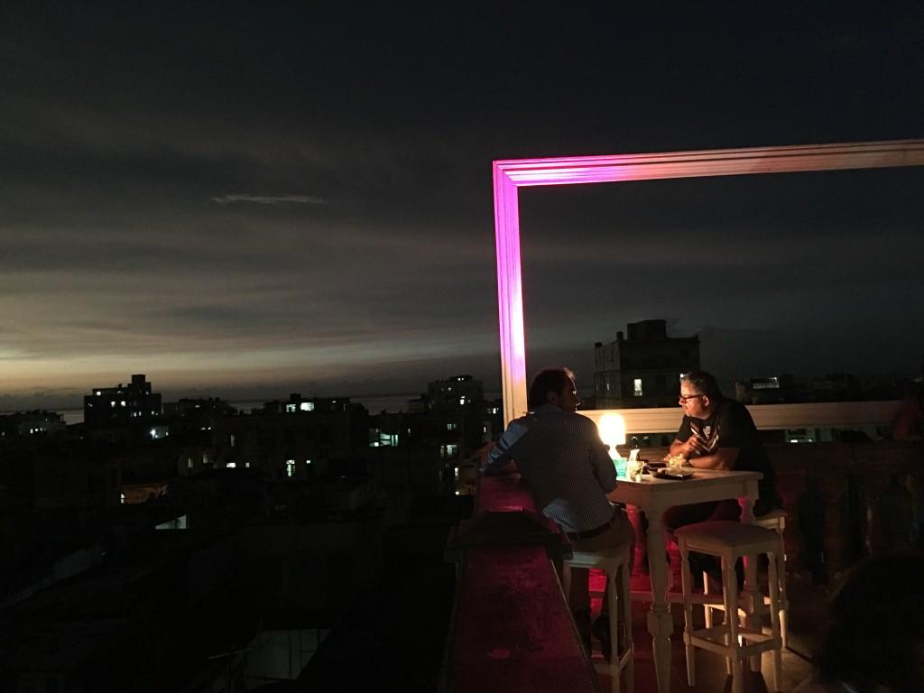 La Guarida rooftop